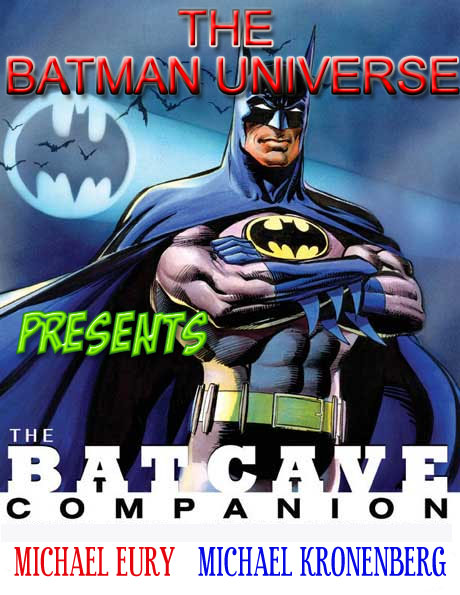 The Batman Universe Interviews Episode 8